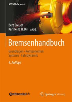 ATZ/MTZ-Fachbuch: Bremsenhandbuch