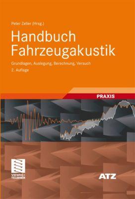 ATZ/MTZ-Fachbuch: Handbuch Fahrzeugakustik