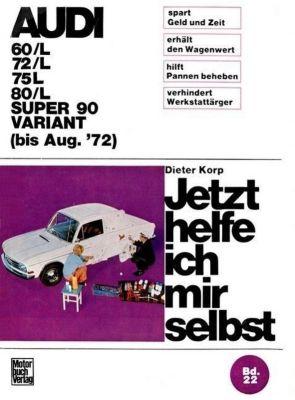 Audi 60/L 72/L 75/L 80/L Super 90 / Variant bis August '72, Dieter Korp