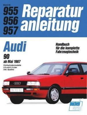 Audi 90 2,0/2,2 l ab 3/1987