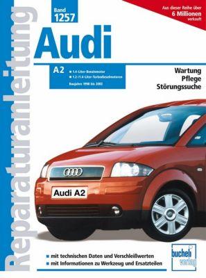 Audi A2, Baujahre 1998 bis 2002