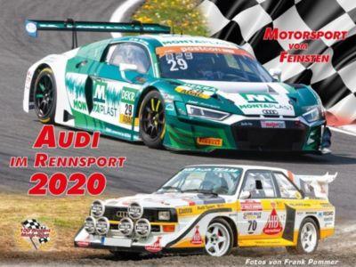 Audi im Rennsport 2017