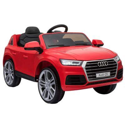 Audi Q5 Kinderauto mit Fernbedienung (Farbe: rot)