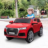 Audi Q5 Kinderauto mit Fernbedienung (Farbe: rot) - Produktdetailbild 1