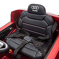 Audi Q5 Kinderauto mit Fernbedienung (Farbe: rot) - Produktdetailbild 5