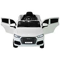 Audi Q5 Kinderauto mit Fernbedienung (Farbe: weiß) - Produktdetailbild 2
