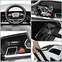 Audi Q5 Kinderauto mit Fernbedienung (Farbe: weiß) - Produktdetailbild 6