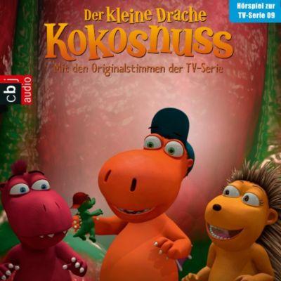 Audio-CDs zur TV-Serie: Der Kleine Drache Kokosnuss - Hörspiel zur TV-Serie 09, Ingo Siegner