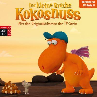Audio-CDs zur TV-Serie: Der Kleine Drache Kokosnuss - Hörspiel zur TV-Serie 11, Ingo Siegner