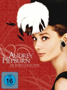 Audrey Hepburn - Die Rubin Collection, Leonard Gershe, Truman Capote, Dalton Trumbo, Billy Wilder