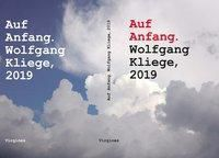 Auf Anfang, 2019 - Wolfgang Kliege pdf epub
