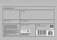 AUF DEM DEICH (Tischkalender 2019 DIN A5 quer) - Produktdetailbild 13