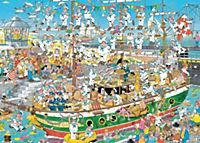 Auf dem Schiff ist nichts im Griff (Puzzle) - Produktdetailbild 1