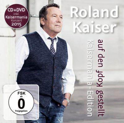 Auf den Kopf gestellt - Die Kaisermania Edition (CD+DVD), Roland Kaiser