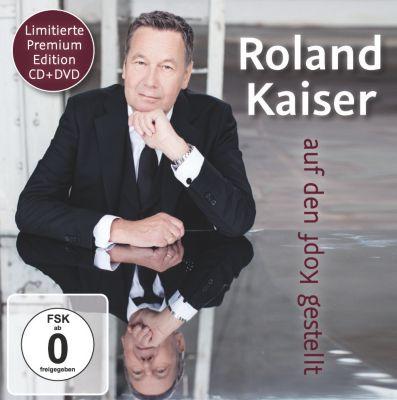 Auf den Kopf gestellt (Premium Edition, CD + DVD), Roland Kaiser