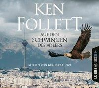 Auf den Schwingen des Adlers, 5 Audio-CDs - Ken Follett |