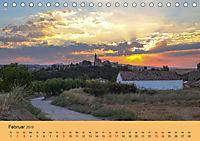 Auf den Spuren von Santiago - Wandern, Staunen, Seele baumeln lassen. (Tischkalender 2019 DIN A5 quer) - Produktdetailbild 2