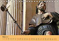 Auf den Spuren von Santiago - Wandern, Staunen, Seele baumeln lassen. (Tischkalender 2019 DIN A5 quer) - Produktdetailbild 3