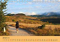Auf den Spuren von Santiago - Wandern, Staunen, Seele baumeln lassen. (Tischkalender 2019 DIN A5 quer) - Produktdetailbild 1