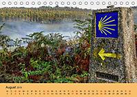 Auf den Spuren von Santiago - Wandern, Staunen, Seele baumeln lassen. (Tischkalender 2019 DIN A5 quer) - Produktdetailbild 8