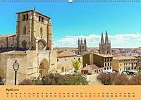 Auf den Spuren von Santiago - Wandern, Staunen, Seele baumeln lassen. (Wandkalender 2019 DIN A2 quer) - Produktdetailbild 4