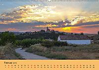 Auf den Spuren von Santiago - Wandern, Staunen, Seele baumeln lassen. (Wandkalender 2019 DIN A2 quer) - Produktdetailbild 2