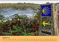 Auf den Spuren von Santiago - Wandern, Staunen, Seele baumeln lassen. (Wandkalender 2019 DIN A2 quer) - Produktdetailbild 8
