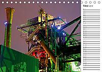 Auf der Route der Industriekultur (Tischkalender 2019 DIN A5 quer) - Produktdetailbild 3