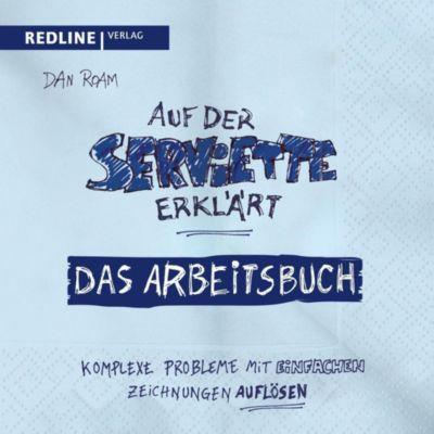 Auf der Serviette erklärt - Arbeitsbuch - Dan Roam  