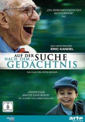 Auf der Suche nach dem Gedächtnis, DVD, Petra Seeger