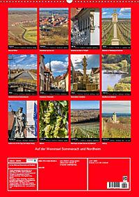 Auf der Weininsel Sommerach und Nordheim (Wandkalender 2019 DIN A2 hoch) - Produktdetailbild 13