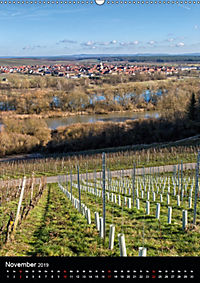 Auf der Weininsel Sommerach und Nordheim (Wandkalender 2019 DIN A2 hoch) - Produktdetailbild 11