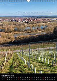 Auf der Weininsel Sommerach und Nordheim (Wandkalender 2019 DIN A3 hoch) - Produktdetailbild 11