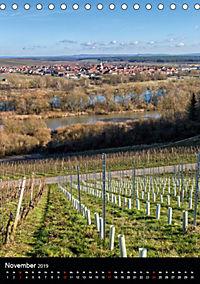 Auf der Weininsel Sommerach und Nordheim (Tischkalender 2019 DIN A5 hoch) - Produktdetailbild 11