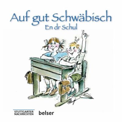 Auf gut Schwäbisch - En dr Schul - Jan Sellner pdf epub