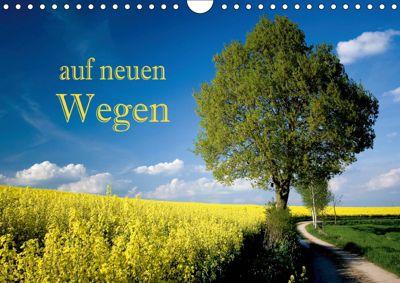 Auf neuen Wegen (Wandkalender 2019 DIN A4 quer), Hans Pfleger