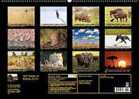 Auf Safari in Kenia 2019 (Wandkalender 2019 DIN A2 quer) - Produktdetailbild 9