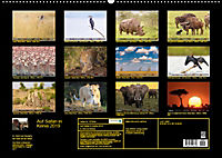 Auf Safari in Kenia 2019 (Wandkalender 2019 DIN A2 quer) - Produktdetailbild 13