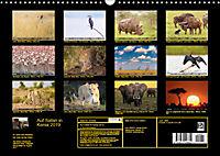 Auf Safari in Kenia 2019 (Wandkalender 2019 DIN A3 quer) - Produktdetailbild 13