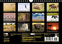 Auf Safari in Kenia 2019 (Wandkalender 2019 DIN A4 quer) - Produktdetailbild 13