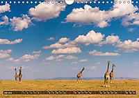 Auf Safari in Kenia 2019 (Wandkalender 2019 DIN A4 quer) - Produktdetailbild 7