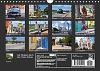 Auf Strassen durch den Osten Kubas (Wandkalender 2019 DIN A4 quer) - Produktdetailbild 13
