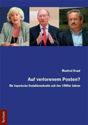 Auf verlorenem Posten?, Manfred Krapf