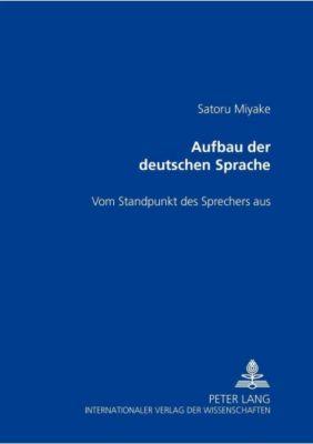 Aufbau der deutschen Sprache, Satoru Miyake