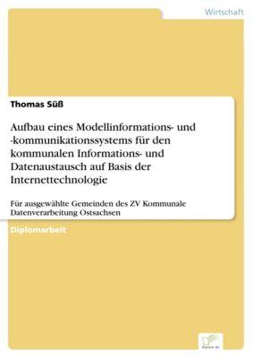 Aufbau eines Modellinformations- und -kommunikationssystems für den kommunalen Informations- und Datenaustausch auf Basis der Internettechnologie, Thomas Süß