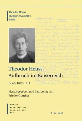 Aufbruch im Kaiserreich, Theodor Heuss