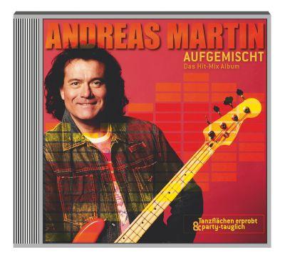 Aufgemischt - das Remix Album, Andreas Martin