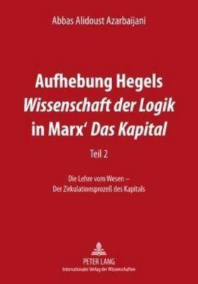 Aufhebung Hegels Wissenschaft der Logik in Marx' Das Kapital, Abbas Alidoust Azarbaijani