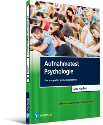 Aufnahmetest Psychologie, Sina Haghiri
