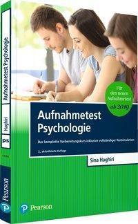 Aufnahmetest Psychologie - Sina Haghiri |